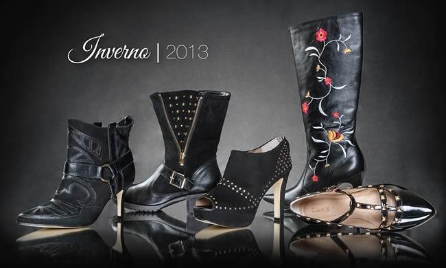 Zeket Calçados moda Inverno 2013