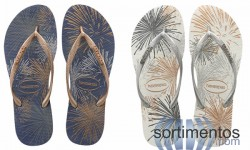 Moda Reveillon 2014 Sandalias de dedo Havaianas 2014 -1