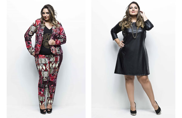 moda evang lica para plus size 2016 2017 vestidos plus