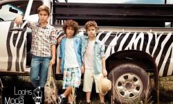 Moda Infantil Verao 2015 - PK colecao Safari 2015 01