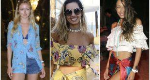 Looks da Moda verao sunsets party em beach clubs