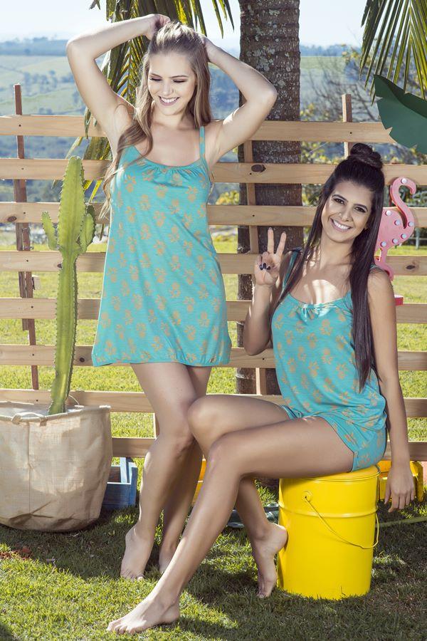 Oficina do Pijama Moda Feminina Moda Verao 2018