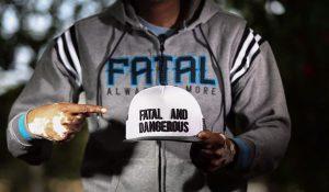 Rappin Hood Hoodwear by Fatal