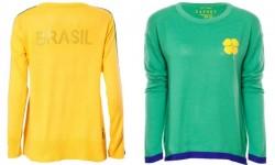Moda Feminina Roupa Tricot LaFortTricot Premium Copa do Mundo Fifa 2014 02