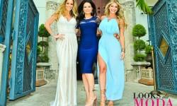 Danielle Winits - Rosa Leal - Karina Bacci Looks da Moda