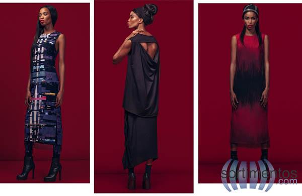 Roupas Moda Feminina – Thais Lima coleção Inverno 2015