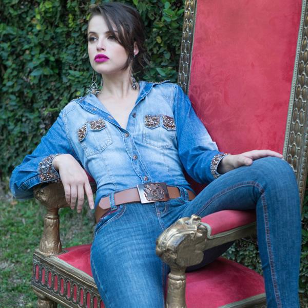 Agatha Moreira  Verdades Secretas Agatha Moreira Fill Sete Jeans Luxo Verao 2016 02