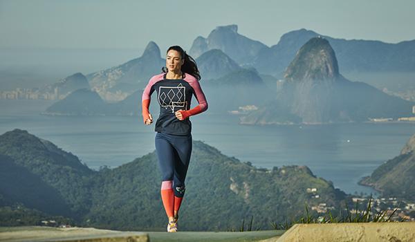 """Moda Esportiva – Track&Field lança campanha """"Explore your Limits"""""""