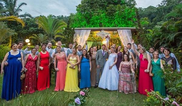 Foto Luiza Reis - Casuarinas Casa de Festas
