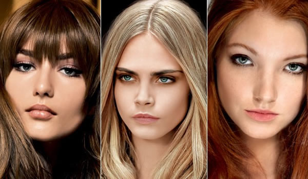 Hairstylists coloracao do cabelo para cada tipo de pele