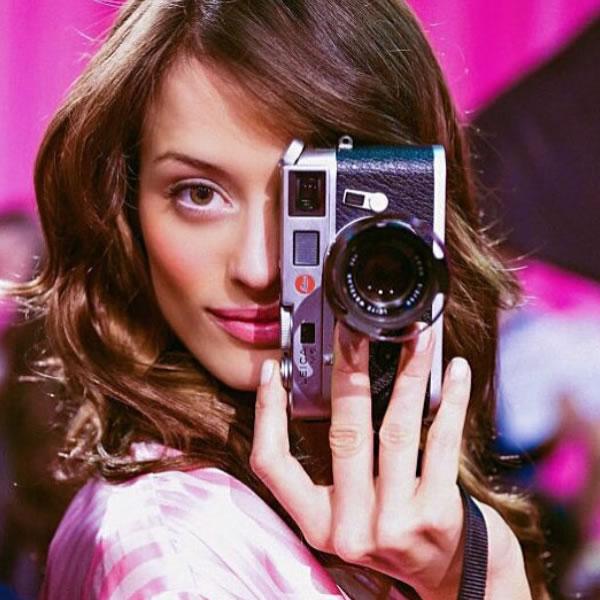 Top Model Flavia Lucini