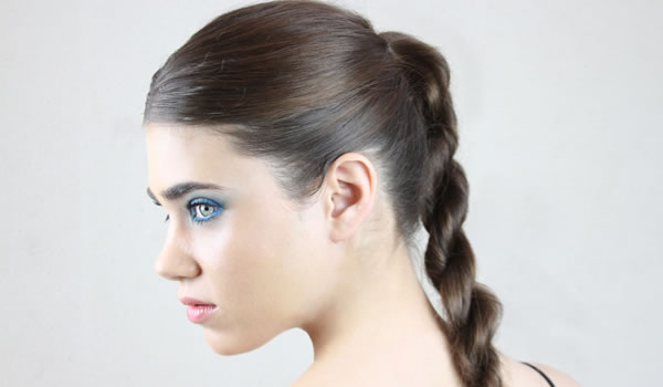 Penteados da Moda Verão 2017 - Cabelos da Moda Verão 2017 - Penteados minimalistas