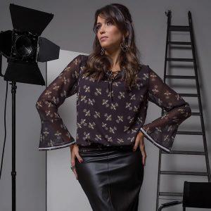 Adriana Amaral Moda Feminina Cia da Moda Inverno 2017