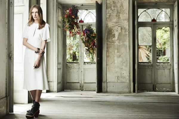 Looks da Moda Feminina : Giardini inspira coleção inverno 2017