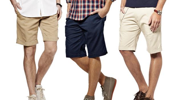 Looks da Moda Masculina : dicas de como usar bermuda no ambiente profissional