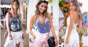 Looks da Moda Verao Beach Clubs