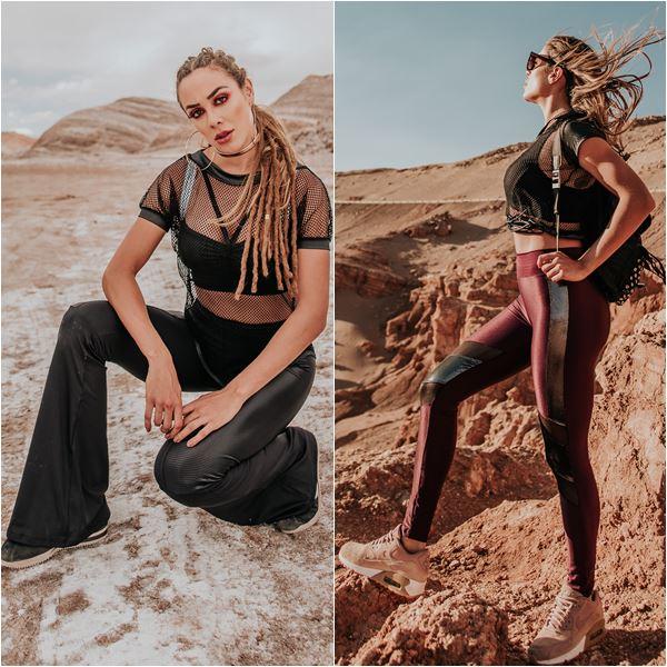 Aciju Juruaia Felinju Dalla Pelle Moda Fitness 2018