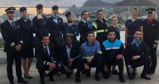 Novos Uniformes da Azul Companhia Aerea
