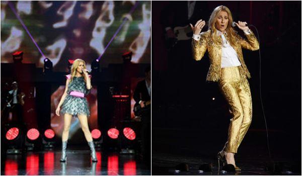Look Celine Dion Schiaparelli