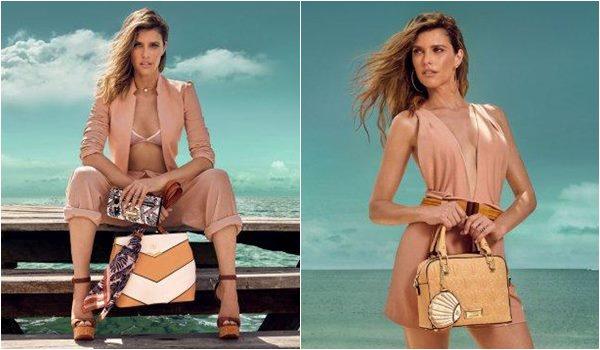 Fernanda Lima Bolsas da Moda Verao 2019