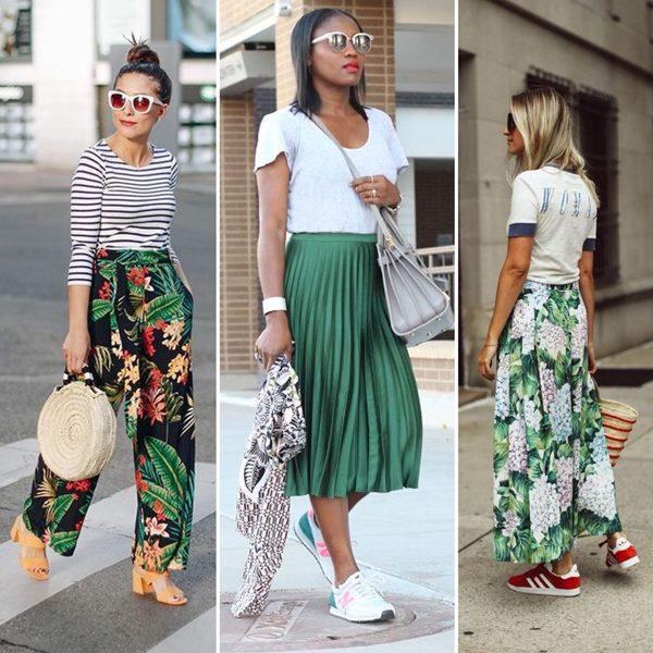 Looks da Moda Verao 2019