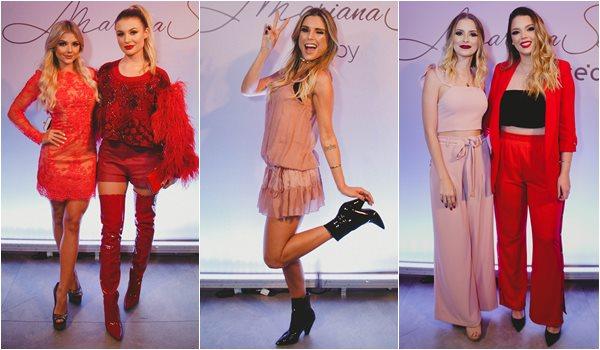 Famosos Looks da Moda 2018