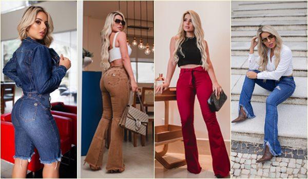 Patricia Guimaraes Jeans Wear Inverno 2019
