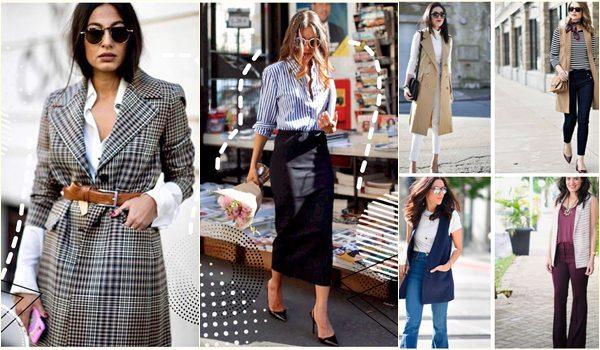 dicas de moda office look feminino
