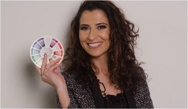 Empresária e consultora de estilo Renata Maria – Foto : Divulgação