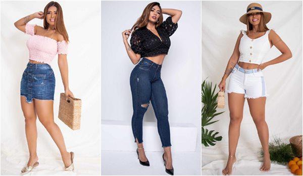 Moda Feminina – Moda Verão – Moda Jeans