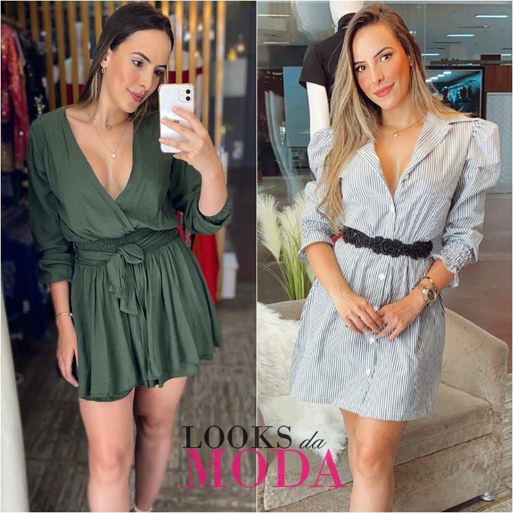 Tendências da Moda Verão 2021 - Looks da Moda Feminina 2021